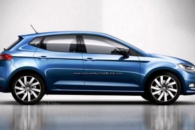 Volkswagen Polo 2017 dự kiến ra mắt tại Geneva Motor Show