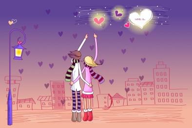 Những lời chúc Valentine 'ngọt như kẹo' dành cho nàng