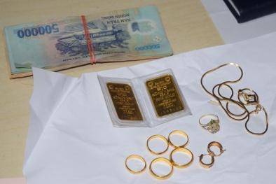 Tin mới nhất vụ chủ khách sạn bị osin trộm mất 100 cây vàng ở Huế