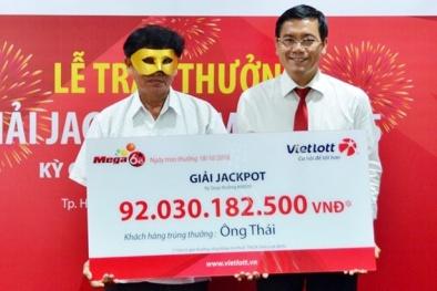 Xổ số Vietlott: Chỉ hơn 1 tháng cả nước đã xuất hiện 7 'tỷ phú' Jackpot