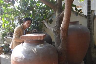 Hướng đi cho rượu Trương Xá giữ chất lượng sản phẩm làng nghề