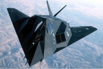 Máy bay F-117A của không quân Hoa Kỳ 'nham hiểm' tới mức nào?