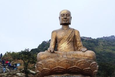 Chuyện 'khó giải thích' hôm tưởng niệm 700 năm Phật Hoàng Trần Nhân Tông nhập niết bàn