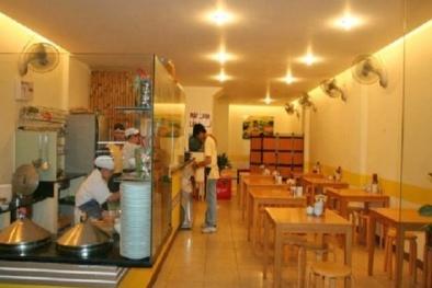Cửa hàng ăn uống cần phải nộp những loại thuế nào?