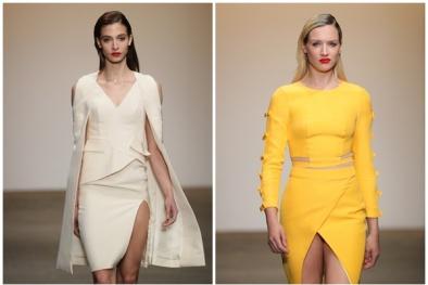 Cận cảnh BST lụa Việt Nam trên sàn diễn New York Fashion Week