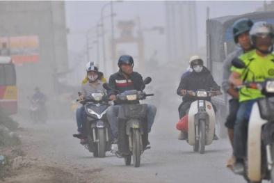 Hà Nội: Tắc đường và ô nhiễm môi trường ngày càng nghiêm trọng
