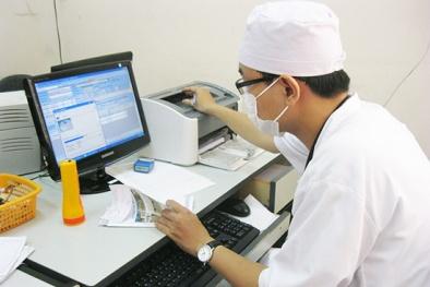 Sẽ áp dụng phần mềm quản lý đối tượng tiêm chủng từ năm 2019