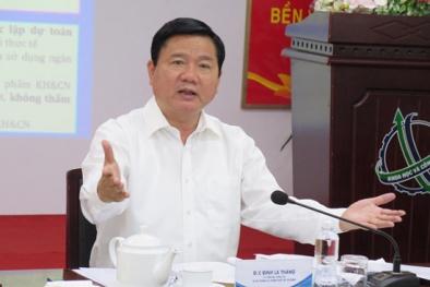 Bí thư Đinh La Thăng: Cần tận dụng những thành tựu KH&CN mới để tăng tốc
