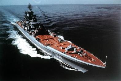 Tuần dương hạm lớp Kirov: 'Cỗ máy chiến tranh' uy lực nhất của Nga