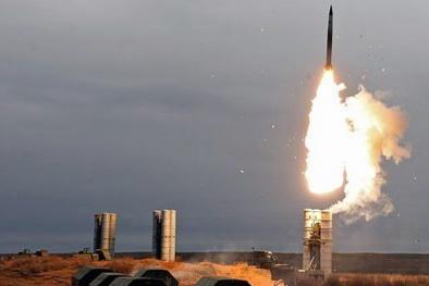 Vũ khí S-500 tối tân của Nga làm đối thủ như 'ngồi trên đống lửa'