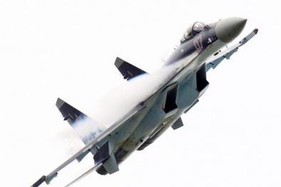 Tiêm kích Su-35: 'Ông vua bầu trời' đắt đỏ nhất hành tinh của Nga