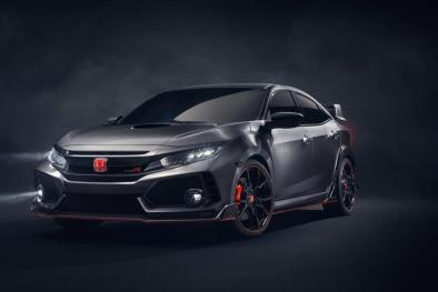 Honda Civic Type-R ra mắt tại Geneva 2017 có gì đặc biệt?