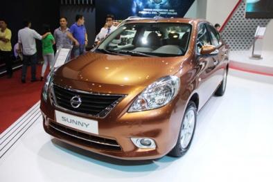 Nissan Việt Nam bước vào cuộc đua giảm giá