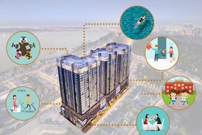 'Phát sốt' với chính sách ưu đãi tài chính cho đầu tư Sun Grand City Ancora Residence
