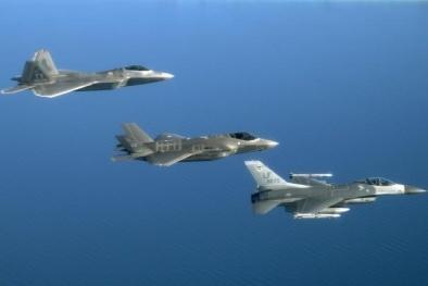 Máy bay chiến đấu F-35 uy lực và nguy hiểm số 1 thế giới của Mỹ