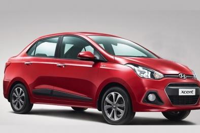 Hyundai Xcent facelift 2017 'trình làng' vào tháng 4 có gì mới?