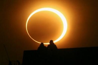 'Vòng tròn lửa' sẽ xuất hiện sáng rực trên bầu trời vào ngày mai