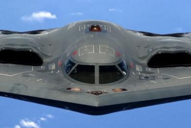 Uy lực gấp 1000 lần, máy bay ném bom B-2 của Mỹ xứng danh 'vô đối'