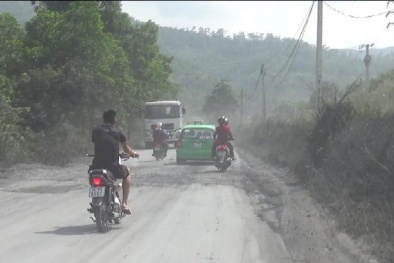 Dự án đường Vàng Danh - Hoành Bồ gặp khó, người dân mong mỏi lãnh đạo tỉnh 'ra tay'