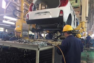 Việt Nam chưa đạt được tiêu chí của ngành sản xuất ô tô thực sự