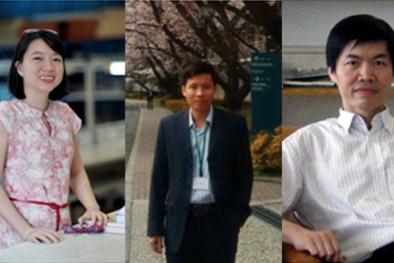 Bộ trưởng Bộ KH&CN gửi thư cho nhóm tác giả có công trình trên tạp chí quốc tế