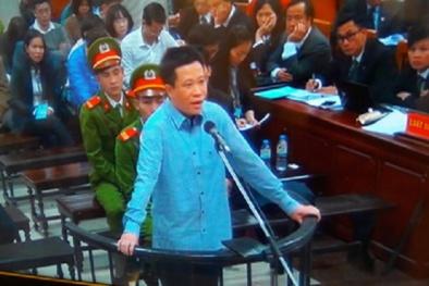 Đại án OceanBank: Hà Văn Thắm đổ lỗi cho 'đối tác' Phạm Công Danh