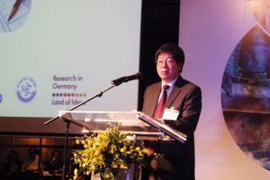 Đẩy mạnh quan hệ hợp tác Việt Nam và CHLB Đức trong lĩnh vực KH&CN