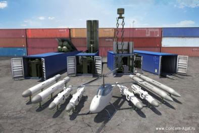Hệ thống tên lửa Club-K của Nga ngụy trang khó phát hiện nhất thế giới