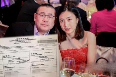 Cựu nhà báo trở thành người phụ nữ giàu nhất Hong Kong chỉ sau 1 đêm