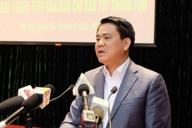 Những lời 'gan ruột' của Chủ tịch Nguyễn Đức Chung, ai nghe xong cũng 'giật mình'