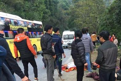 Vụ xe khách lao xuống vực: 23 người là họ hàng, 4 nạn nhân nguy kịch
