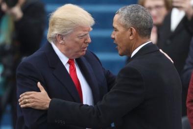 Donald Trump cáo buộc ông Barack Obama theo dõi điện thoại của mình