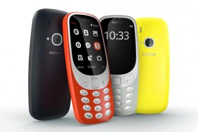 Điện thoại thần thánh Nokia 3310 'tái xuất' với ưu điểm vượt trội