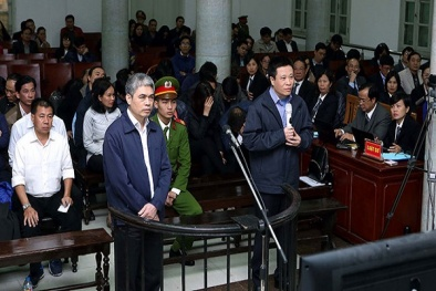 Nhìn lại 8 ngày xét xử Hà Văn Thắm và đồng phạm
