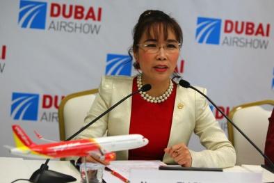 CEO Vietjet trở thành nữ tỷ phú USD duy nhất của Đông Nam Á