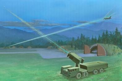 Vũ khí uy lực laser của Nga có thể khiến tên lửa đối phương 'vô dụng'