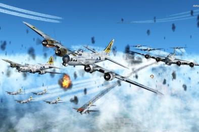 Máy bay ném bom B-17 'sống dai' nhất gây ám ảnh kẻ địch