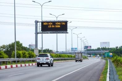 Ứng dụng công nghệ thông minh trên cao tốc TP.HCM-Long Thành-Dầu Giây