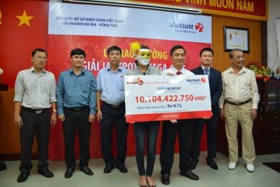 Xổ số Vietlott: NSND Trần Hiếu dự lễ trao thưởng hơn 10 tỷ tại Đồng Nai