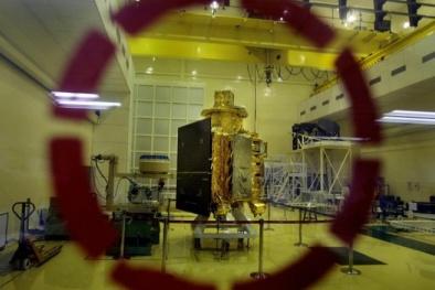 NASA kết nối được với tàu vũ trụ đã mất tín hiệu 8 năm của Ấn Độ