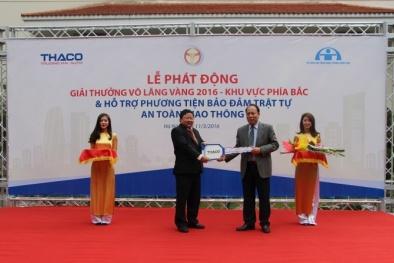 Thaco chính thức lên tiếng về lý do tặng xe ô tô cho địa phương