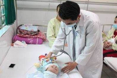 Bộ Y tế chỉ đạo khẩn trước tình trạng bệnh ho gà bùng phát