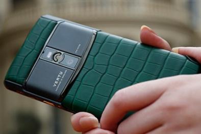 Hãng điện thoại Vertu được mua lại với giá 61 triệu USD