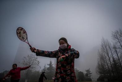 Chuốc họa khi tập thể dục ngoài trời không khí ô nhiễm nặng