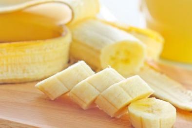 Món ngon từ chuối giúp trị xuất tinh sớm cho nam giới
