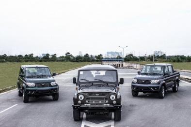 Ô tô Nga UAZ giá hơn 500 triệu,  người tiêu dùng nói gì?