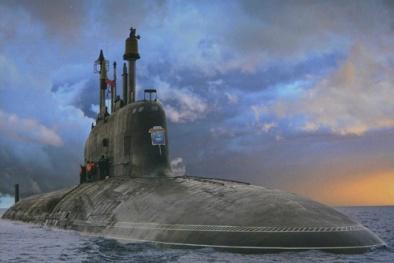Uy lực tàu ngầm K-329 Severodvinsk khiến đối thủ 'chết khiếp'