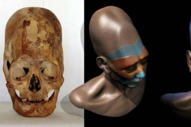 Bí ẩn hộp sọ 'con lai' của người ngoài hành tinh và con người