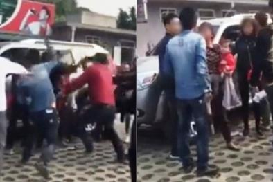 Nhóm người đánh du khách dã man ở Tràng An không phải 'dân xã hội'