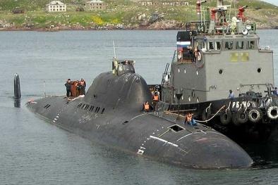 Tàu ngầm lớp Lyra Project 705- 'sát thủ diệt ngầm' nhanh nhất thế giới